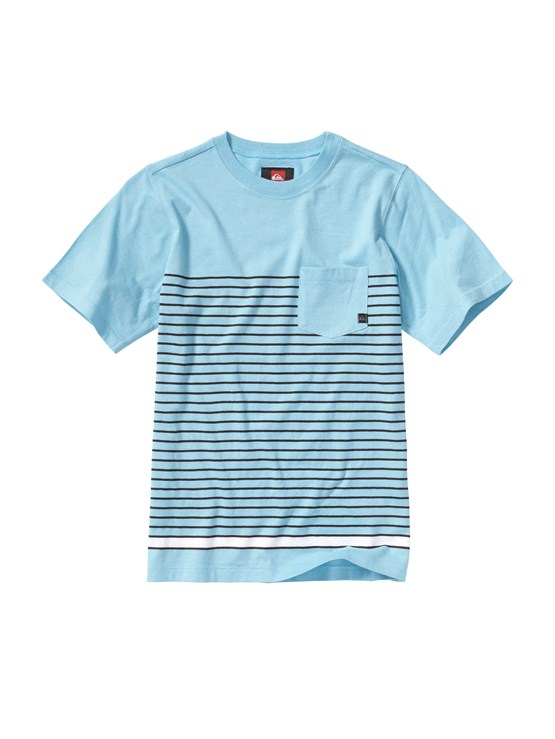 BHR3Boys 2-7 Gravy All Over T-Shirt by Quiksilver - FRT1