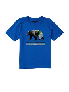 BQR0Baby Big Shred T-Shirt by Quiksilver - FRT1