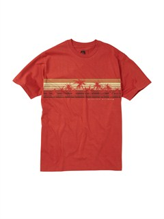 NPW0Ancestor Slim Fit T-Shirt by Quiksilver - FRT1