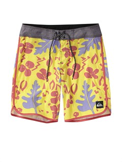 "YGP6AG47 Line Up 20"" Boardshorts by Quiksilver - FRT1"