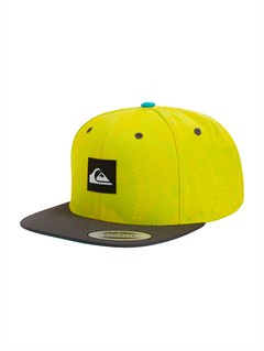 GCK0State of Aloha Hat by Quiksilver - FRT1