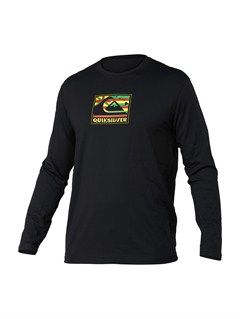 KVD0All Time LS Rashguard by Quiksilver - FRT1