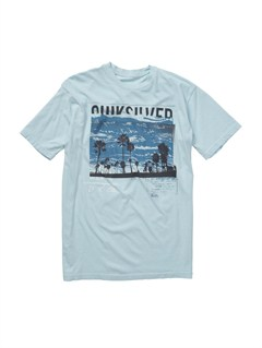 BEJ0Mixed Bag Slim Fit T-Shirt by Quiksilver - FRT1