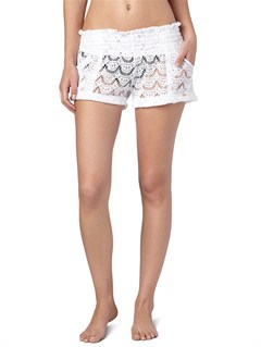 WBB0High Seas Eyelet Shorts by Roxy - FRT1