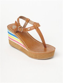 TANAerial Wedge Sandals by Roxy - FRT1