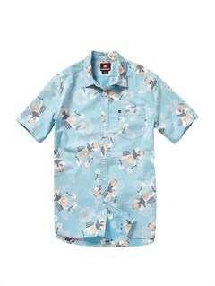 BHR6Ventures Short Sleeve Shirt by Quiksilver - FRT1