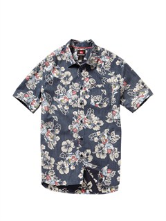KTP6Pirate Island Short Sleeve Shirt by Quiksilver - FRT1