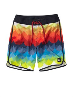 RQQ6Boys 8- 6 Kelly Boardshorts by Quiksilver - FRT1