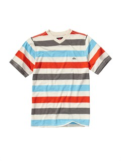 WDV3Boys 8- 6 Score Core Heather T-Shirt by Quiksilver - FRT1