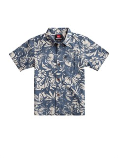 WDV7Boys 2-7 Barracuda Cay Shirt by Quiksilver - FRT1