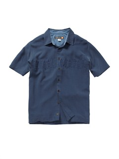 BSN0Ventures Short Sleeve Shirt by Quiksilver - FRT1