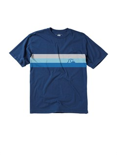 BRD0Men s Indicators T-Shirt by Quiksilver - FRT1
