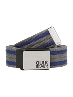 KPC0Sector Leather Belt by Quiksilver - FRT1