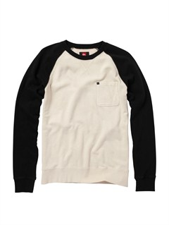 WDV0Custer Sweatshirt by Quiksilver - FRT1