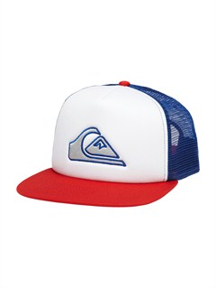 BND0Empire Trucker Hat by Quiksilver - FRT1
