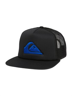 BQC0Please Hold Trucker Hat by Quiksilver - FRT1