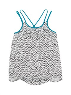 KVJ6Girls 7- 4 Beach Delight Tank by Roxy - FRT1