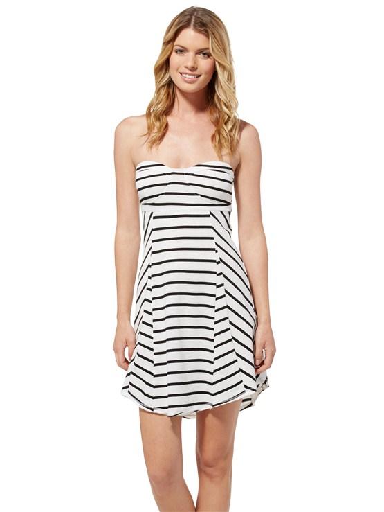 WBS3Shore Thing Dress by Roxy - FRT1