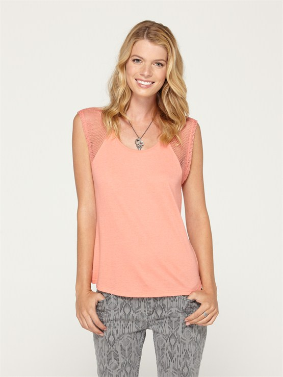 MFE0BEAUTIFUL LIFE SWEATER by Roxy - FRT1