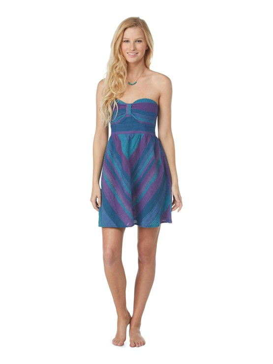 PND3Shoreline Dress by Roxy - FRT1