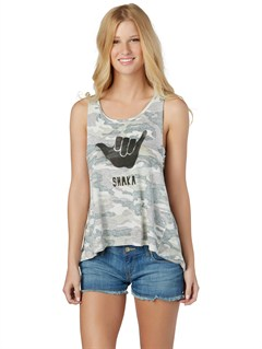 GPB0All Aboard Tank Top by Roxy - FRT1