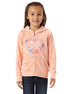 MGE0Girls 2-6 First Grade Hoodie by Roxy - FRT1