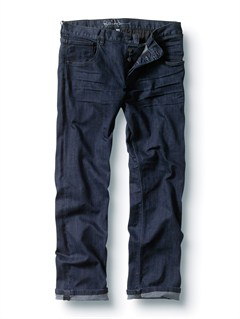 INKThe Denim Jeans  32  Inseam by Quiksilver - FRT1