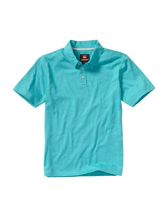 BLK0Boys 8- 6 Mountain And Wave Shirt by Quiksilver - FRT1