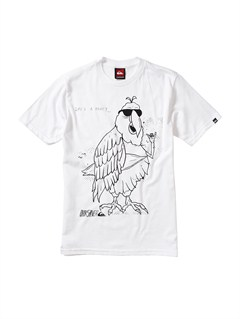 WHTBoys 8- 6 2nd Session T-Shirt by Quiksilver - FRT1