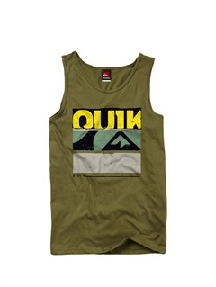 GNG0Boys 8- 6 Dirty Looks Tank by Quiksilver - FRT1