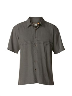 KRP0Men s Deep Water Bay Short Sleeve Shirt by Quiksilver - FRT1