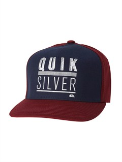 RSS0Boardies Trucker Hat by Quiksilver - FRT1