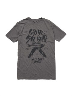 SLR0Mixed Bag Slim Fit T-Shirt by Quiksilver - FRT1
