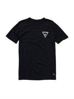 BLKSlow Dance Black T-Shirt by Quiksilver - FRT1