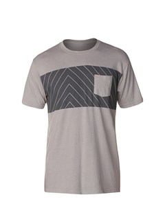 SJJ0A Frames Slim Fit T-Shirt by Quiksilver - FRT1