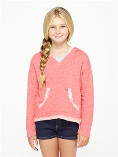 MMN0Girls 7- 4 Beach Bright Hoodie by Roxy - FRT1