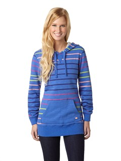 PND0Beauty Stardust Striped Hoodie by Roxy - FRT1