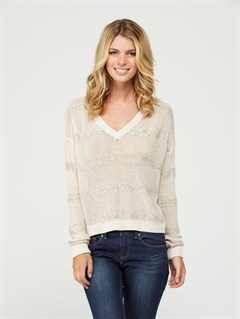 SEZ3Abbeywood Sweater by Roxy - FRT1