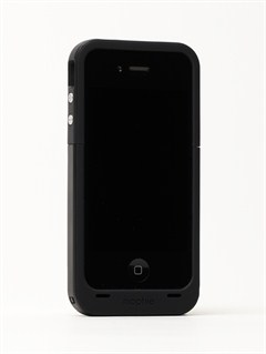 BLKmophie juice pack air iPhone 4 Case by Roxy - FRT1