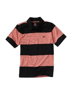 KVJ3Boys 8- 6 On Point Polo Shirt by Quiksilver - FRT1