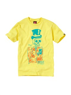 YELBoys 8- 6 Attack T-Shirt by Quiksilver - FRT1
