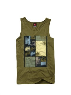 GNG0Boys 8- 6 Charade Tank Top by Quiksilver - FRT1
