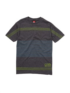 KTA0Boys 2-7 Checkers T-Shirt by Quiksilver - FRT1