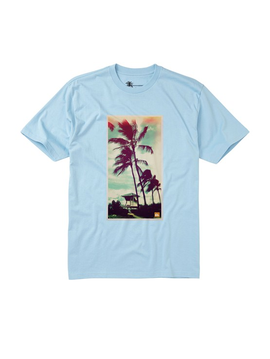 BGC0Men s Aganoa Bay Short Sleeve Shirt by Quiksilver - FRT1