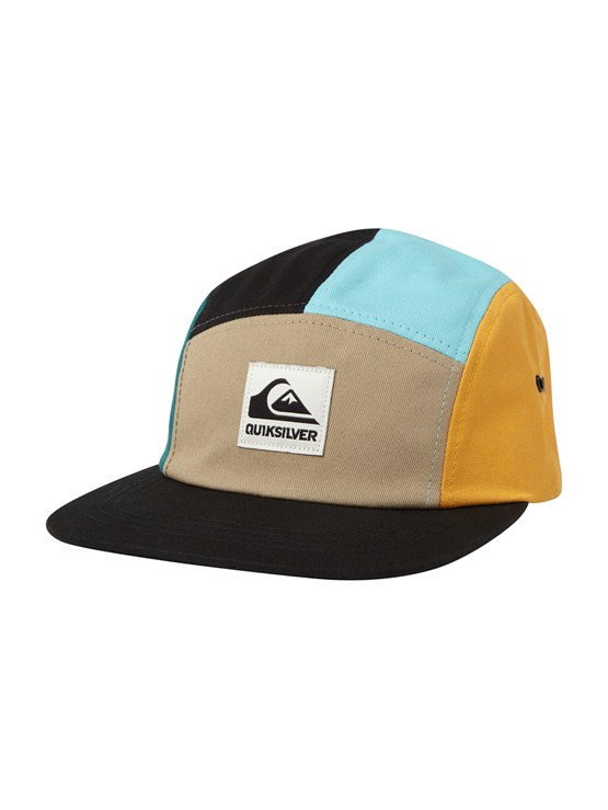 CLM0State of Aloha Hat by Quiksilver - FRT1