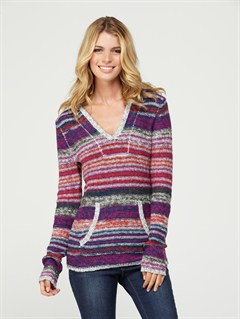 MMN3Good Day Sunshine Sweater by Roxy - FRT1