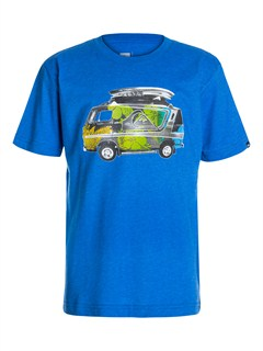BQZHBoys 8- 6 For The Bird T-Shirt by Quiksilver - FRT1