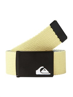 CITSector Leather Belt by Quiksilver - FRT1