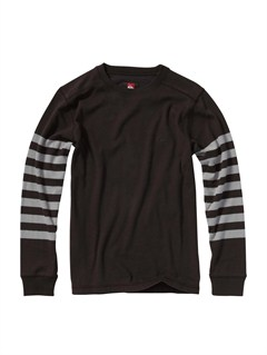 KTF3Boys 8- 6 Snit Lite Long Sleeve Shirt by Quiksilver - FRT1