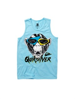 BHR0Boys 2-7 Gravy All Over T-Shirt by Quiksilver - FRT1
